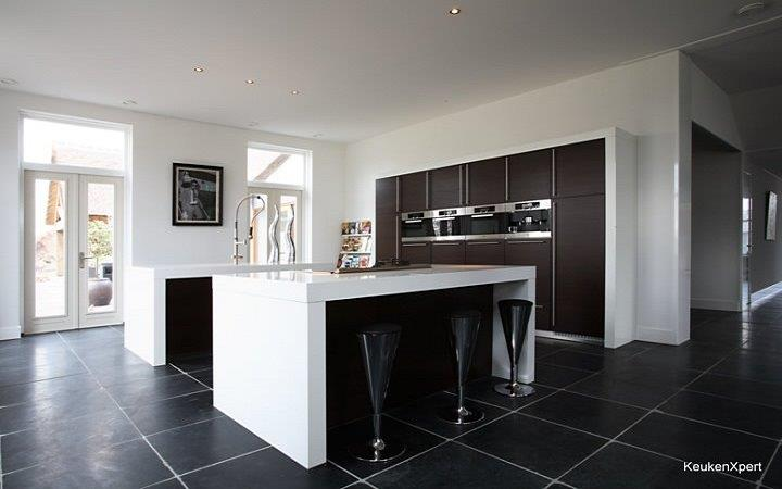 KeukenXpert Design keuken met 2 eilanden - KeukenXpert