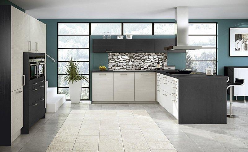 keukenxpert prachtige design schiereiland keuken keukenxpert. Black Bedroom Furniture Sets. Home Design Ideas
