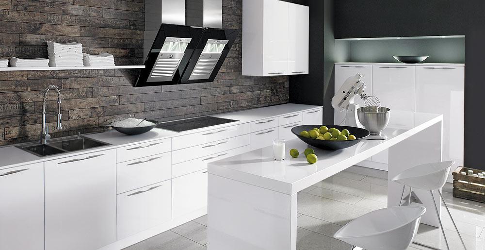 Keukenxpert soft witte gelakte design keuken keukenxpert for Design keukens